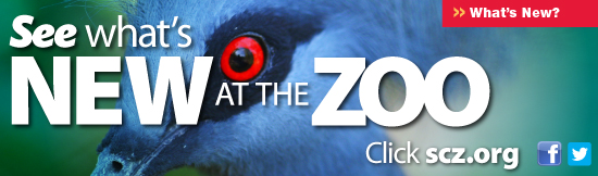 New billboard for Sedgwick County Zoo